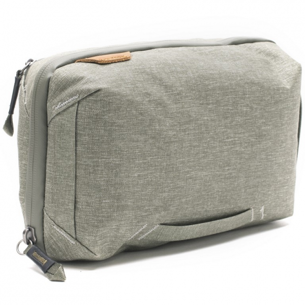 Peak Design TECH POUCH SAGE - wkład szarozielony do plecaka Travel Backpack