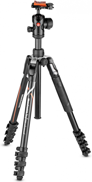 Statyw Manfrotto Befree Advanced Alpha statyw do Sony
