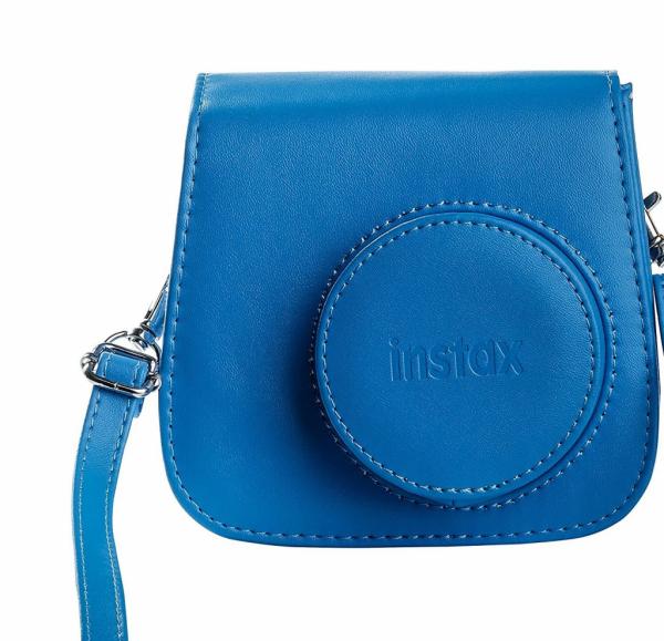 4ceee8322a1a7 FujiFilm Pokrowiec Instax Mini 9 - Cobalt Blue - Torby plecaki walizki -  Foto - Sklep internetowy Cyfrowe.pl