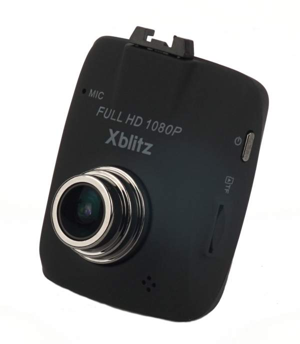Wideorejestrator Xblitz Black Bird 2.0 GPS