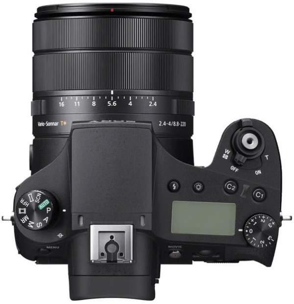 Aparat cyfrowy Sony DSC RX10 IV (DSCRX10M4)