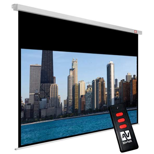 Ekran AVTek Cinema Electric Screen 240x139,5 cm Matt Grey BT