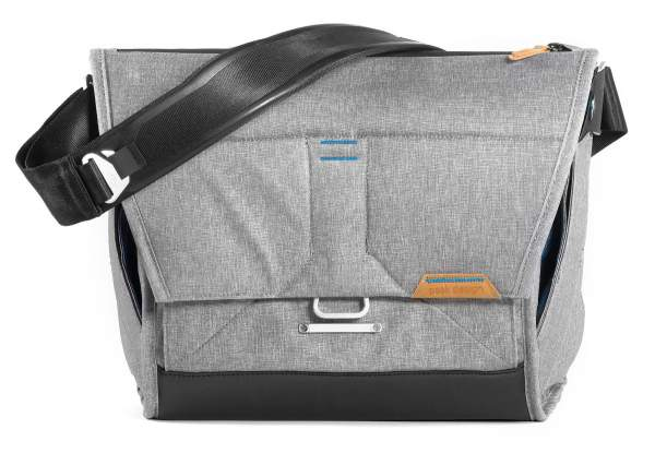 Torba Peak Design EVERYDAY MESSENGER 13 cali, popielata