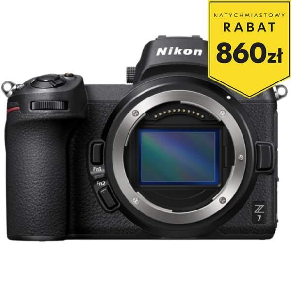 f4fbb81b9e4ed5 Nikon Z7 - Aparaty cyfrowe - Foto - Sklep internetowy Cyfrowe.pl