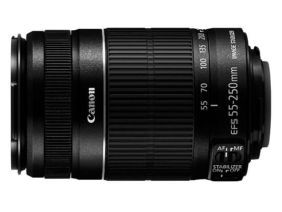Obiektyw Canon 55-250 mm f/4-f/5.6 EF-S IS II (OEM)