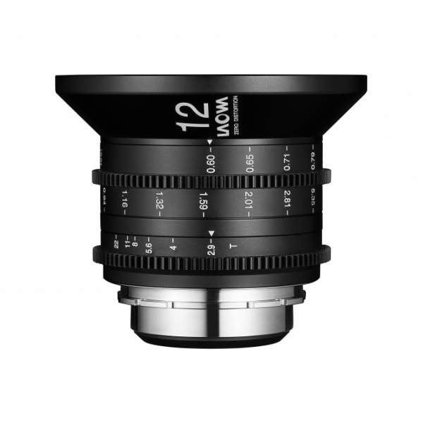 Obiektyw Venus Optics Laowa 12mm T2,9 Zero-D Cine do Arri PL