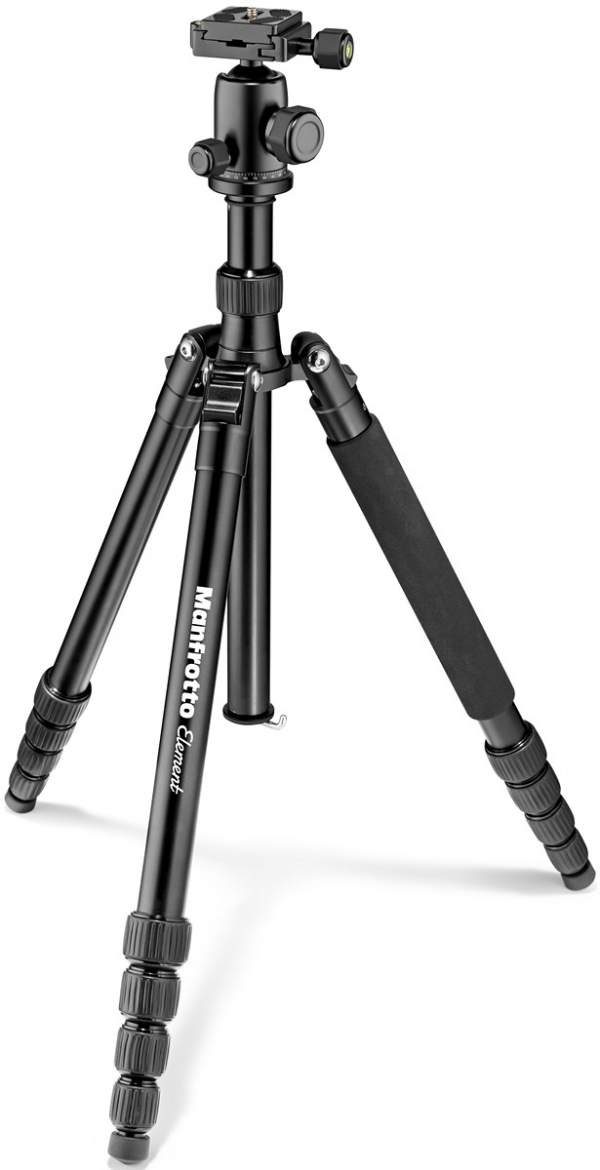 Statyw Manfrotto Element Traveller Big czarny