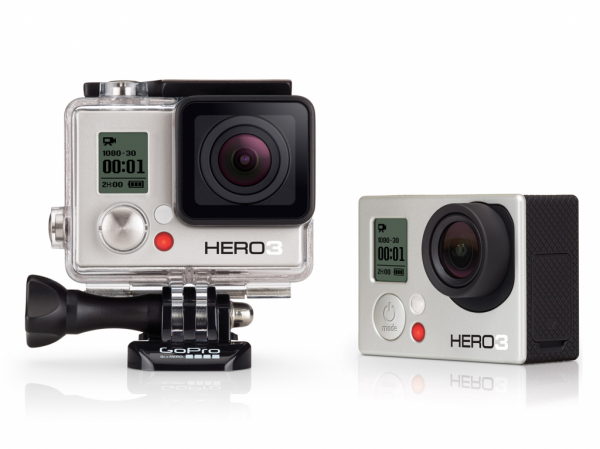 Kamera Sportowa GoPro HERO3 White Edition
