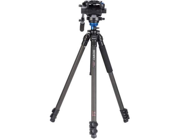 Statyw Benro Video S Carbon C2573F + S6