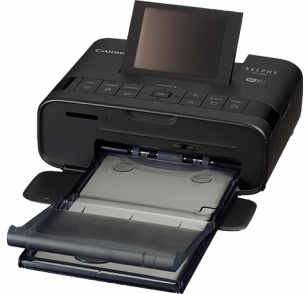 Topnotch Canon CP1300 WiFi czarna + KP-108IN papier termosublimacyjny FS23