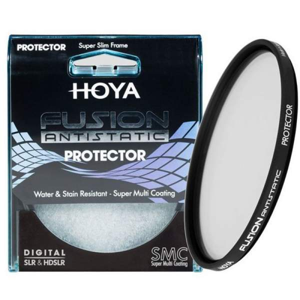 Hoya Fusion Antistatic Protector 49 mm