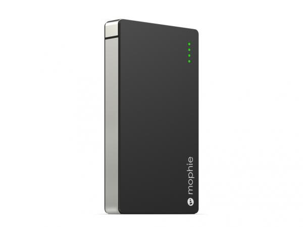 Mophie Juice Pack PowerStation (kolor czarny) - zewnętrzna bateria (4000 mAh), dedykowana urządzeniom ładowanym przez port USB