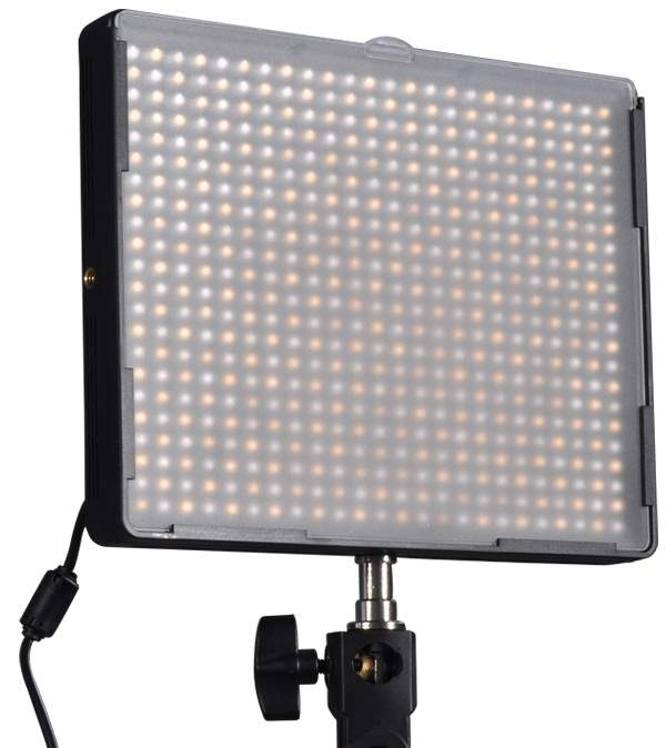 Lampa LED Aputure Amaran AL-528C LED