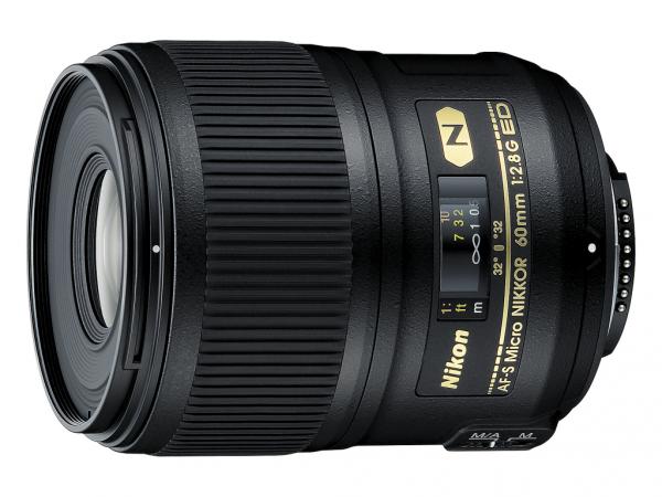 Obiektyw Nikon Nikkor 60 mm f/2.8G ED AF-S Micro