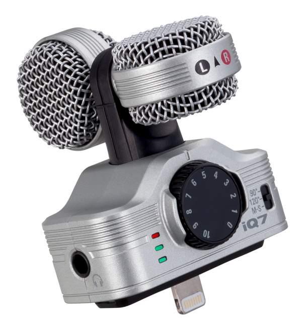 Podłącz mikrofon do iPada