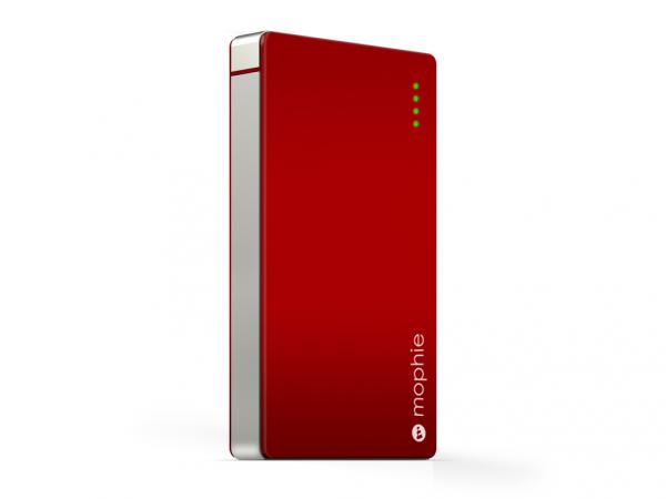Mophie Juice Pack PowerStation 2.1 Amp (kolor czerwony) - zewnętrzna bateria (4000 mAh), dedykowana urządzeniom ładowanym przez port USB