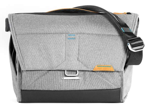 Torba Peak Design EVERYDAY MESSENGER 15 cali, popielata