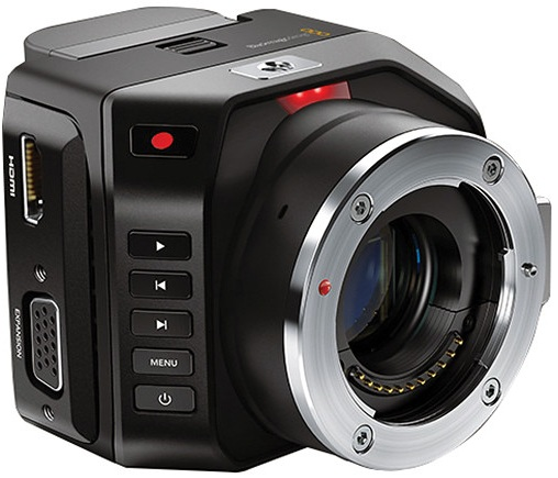 Kamera cyfrowa Blackmagic Micro Cinema Camera