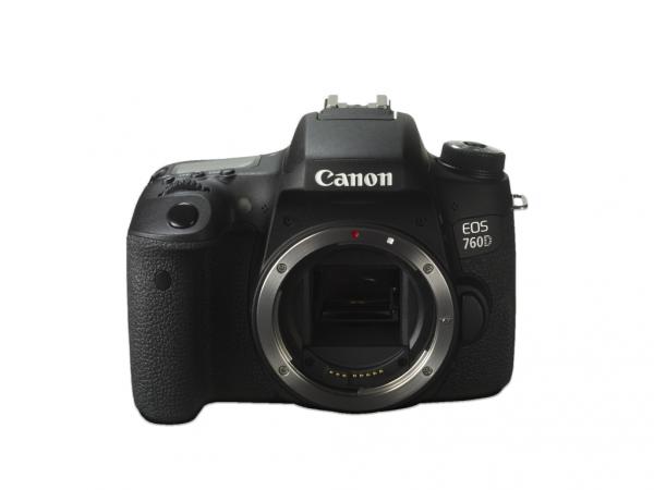 Lustrzanka Canon EOS 760D body + poradnik w odcinkach